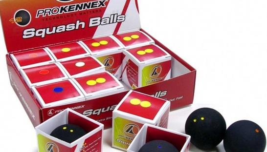 Squashové míčky Pro Kennex - Míček