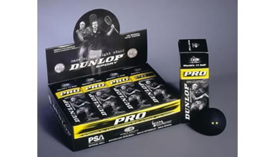 Squashové míčky Dunlop - Revalation Pro XX