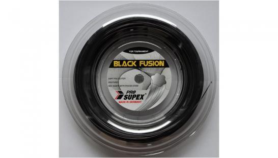 Tenisové výplety - Pro Supex Black Fusion