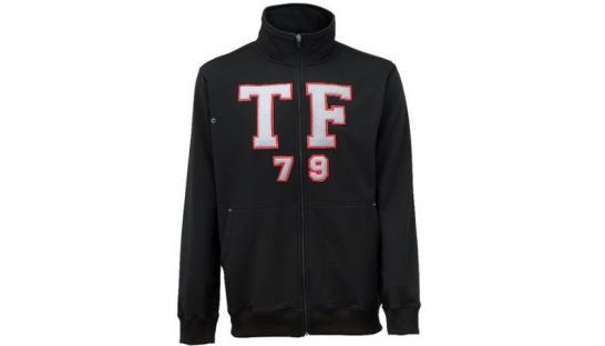 Oblečení - Tecnifibre Cotton TF79 mikina
