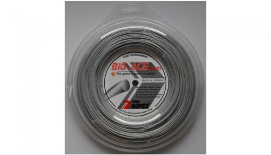 Tenisové výplety - Pro Supex Big Ace Revo Silver 1,28