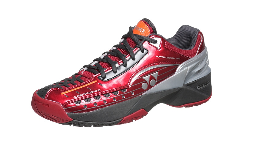 Tenisová obuv Yonex - Yonex - Yonex SHT 308 Metallic Red - Tenisové ... 2d8ca1f5d84