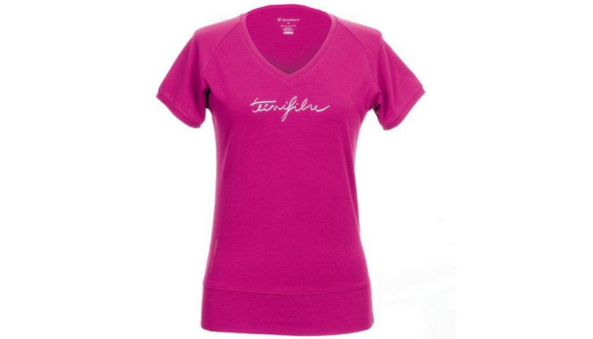 Oblečení Tecnifibre - Tecnifibre Polo Cotton Lady
