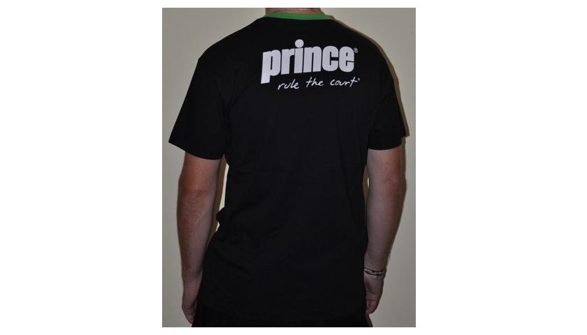 Oblečení Prince - Prince Classic T-Shirt Black