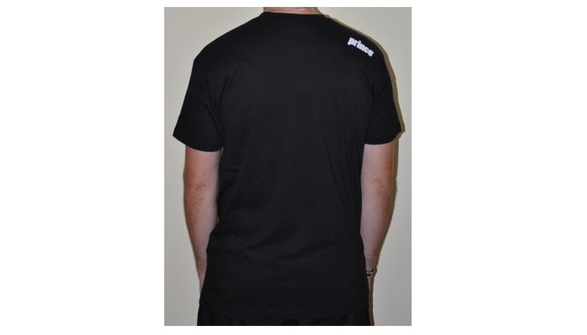 Oblečení Prince - Prince Promo Backhand Shirt Black