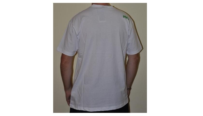 Oblečení Prince - Prince Promo Backhand Shirt White