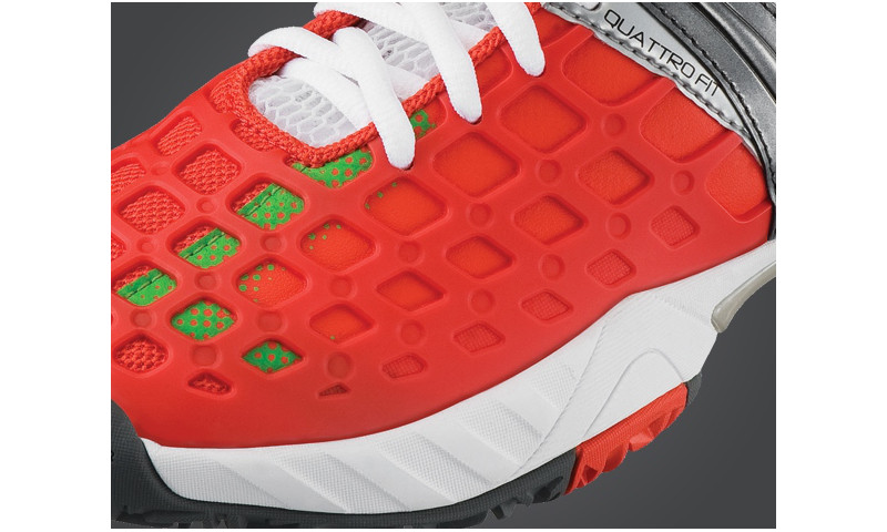 Tenisová obuv Yonex - Yonex SHT Pro Orange